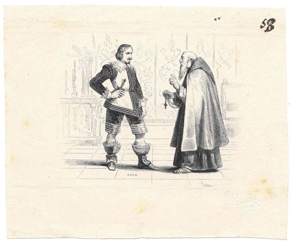 Immagini manzoniane: bozze delle illustrazioni per l ...
