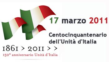 17 marzo 2011, Centocinquantenario dell'Unita' d'Italia