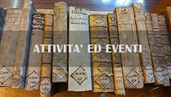 Attività ed eventi