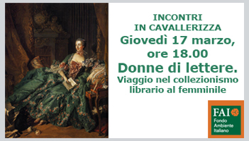 Gioved� 17 marzo, ore 18.00