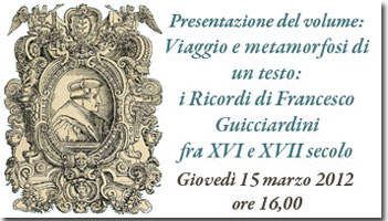 Gioved� 15 marzo ore 16,00