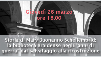 Gioved� 26 marzo 2015 ore 18.00