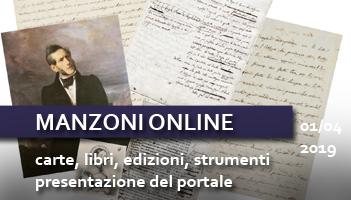 Manzoni online