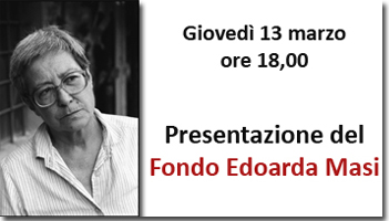Gioved� 13 marzo ore 18.00