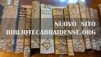 Nuovo sito Biblioteca Nazionale Braidense