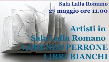 Lorenzo Perrone. Libri Bianchi