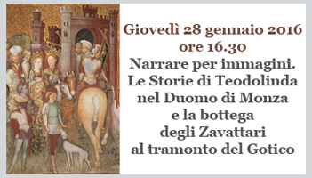 Gioved� 28 gennaio 2016 ore 16.30