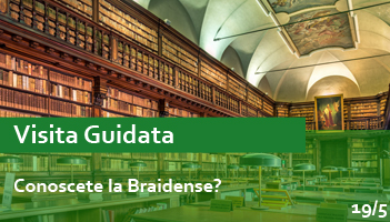 Visita guidata: Conosci la Braidense?