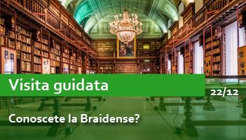 Visita guidata: Conoscete la Braidense?
