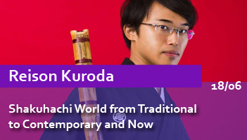 Shakuhachi World from Traditional to Contemporary and Now