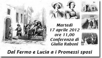 Conferenza di Giulia Raboni