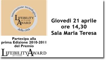 Premio Lifebility