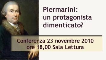 Conferenza: Piermarini: un protagonista dimenticato?