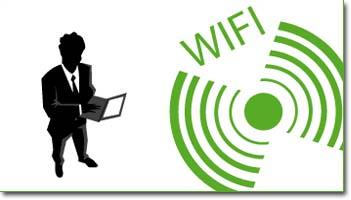 Nuovo servizio Wi-FI in Biblioteca